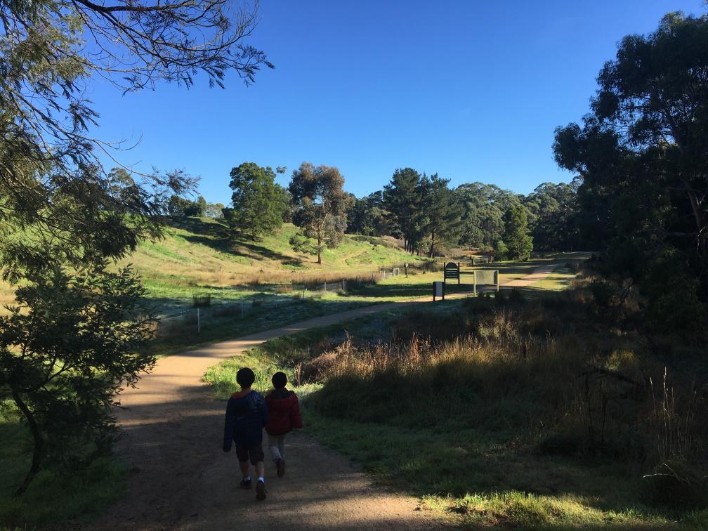 オーストラリアビクトリア田舎の風景写真など。。近所の散歩です。。。